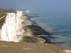 From the top of the Seven Sisters