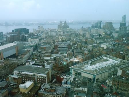 View from Radio City Tower