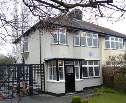 John Lennon's house