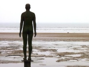 Antony Gormley's 'Another Place'