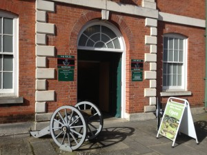 Royal Green Jackets museum, Winchester