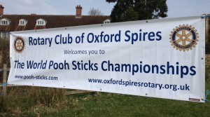 2014 world Pooh sticks championships