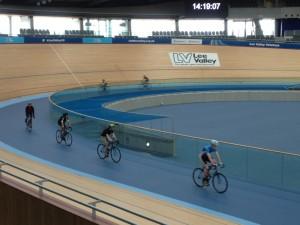 Velodrome, Queen Elizabeth Olympic Park