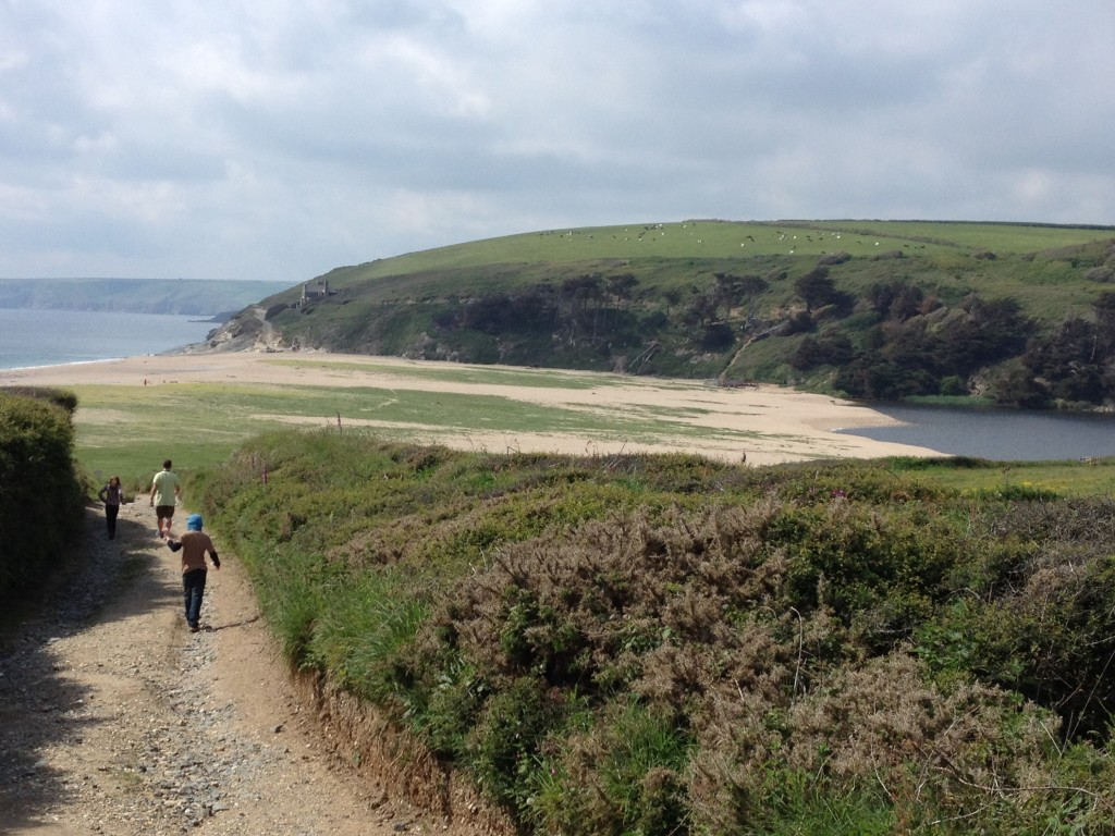Loe Bar, Lizard Peninsula