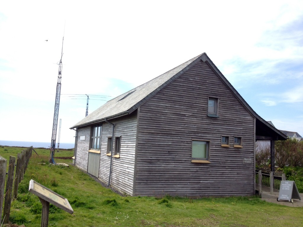 Marconi Centre, near Poldhu Cove