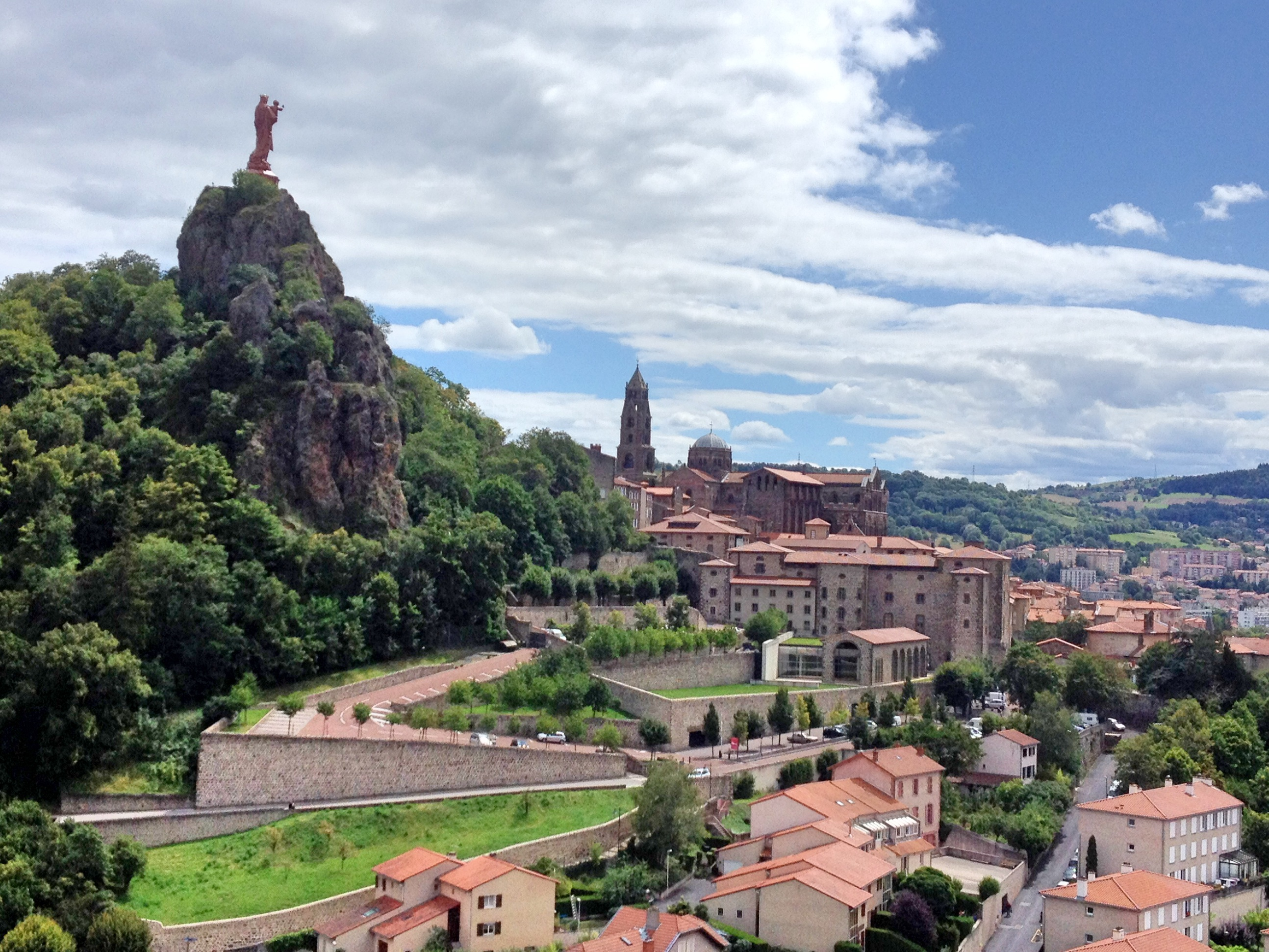how to spend a day in le puy en velay haute loire a family day out