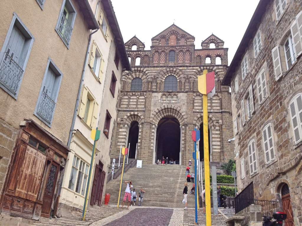 Cathedral of Notre-Dame, Le Puy-en-Velay