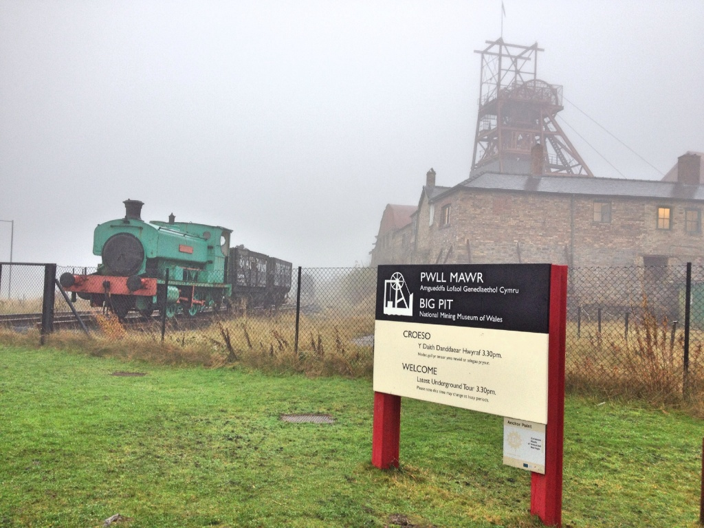 Big Pit National Coal museum, Blaenavon