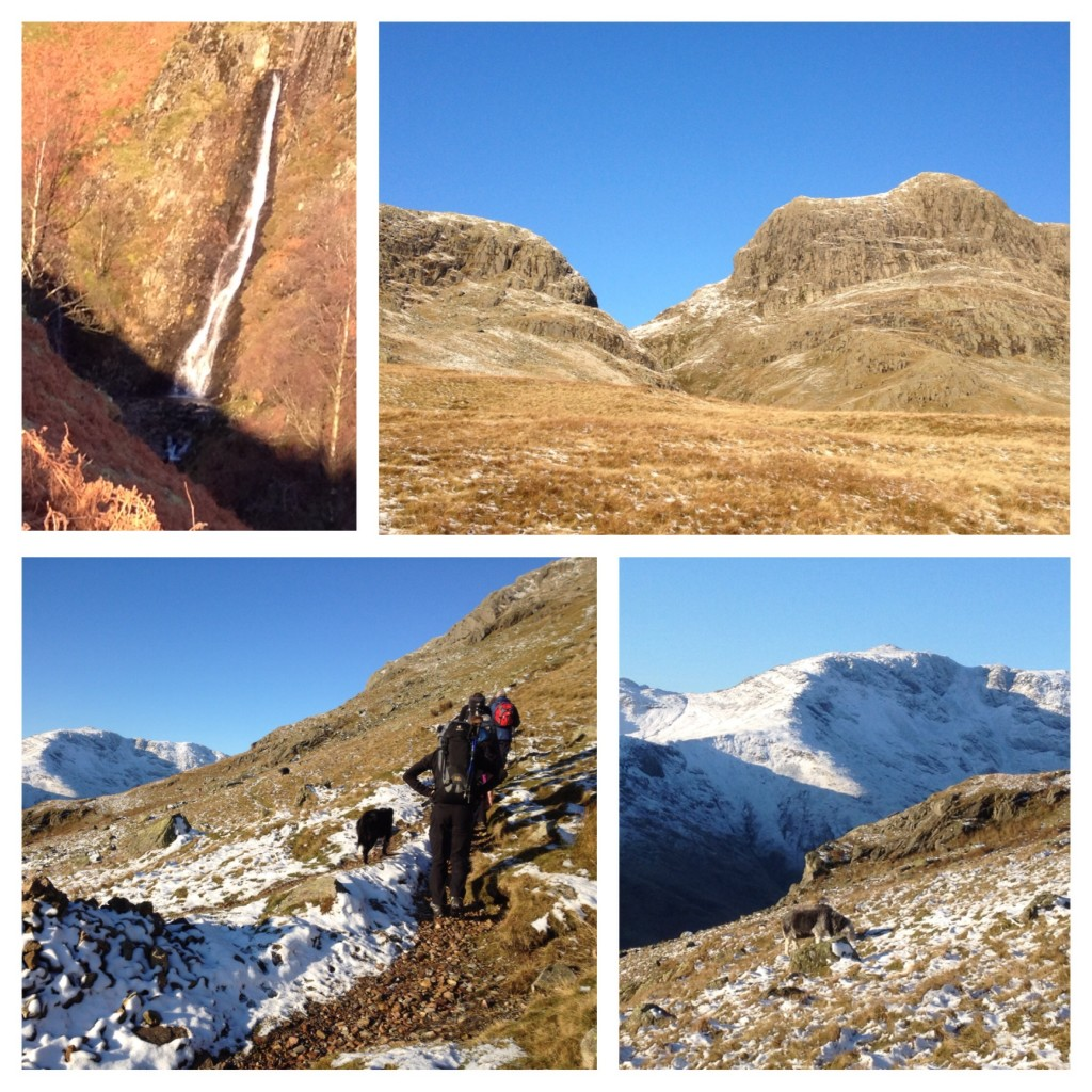 Views of and from Harrison Stickle