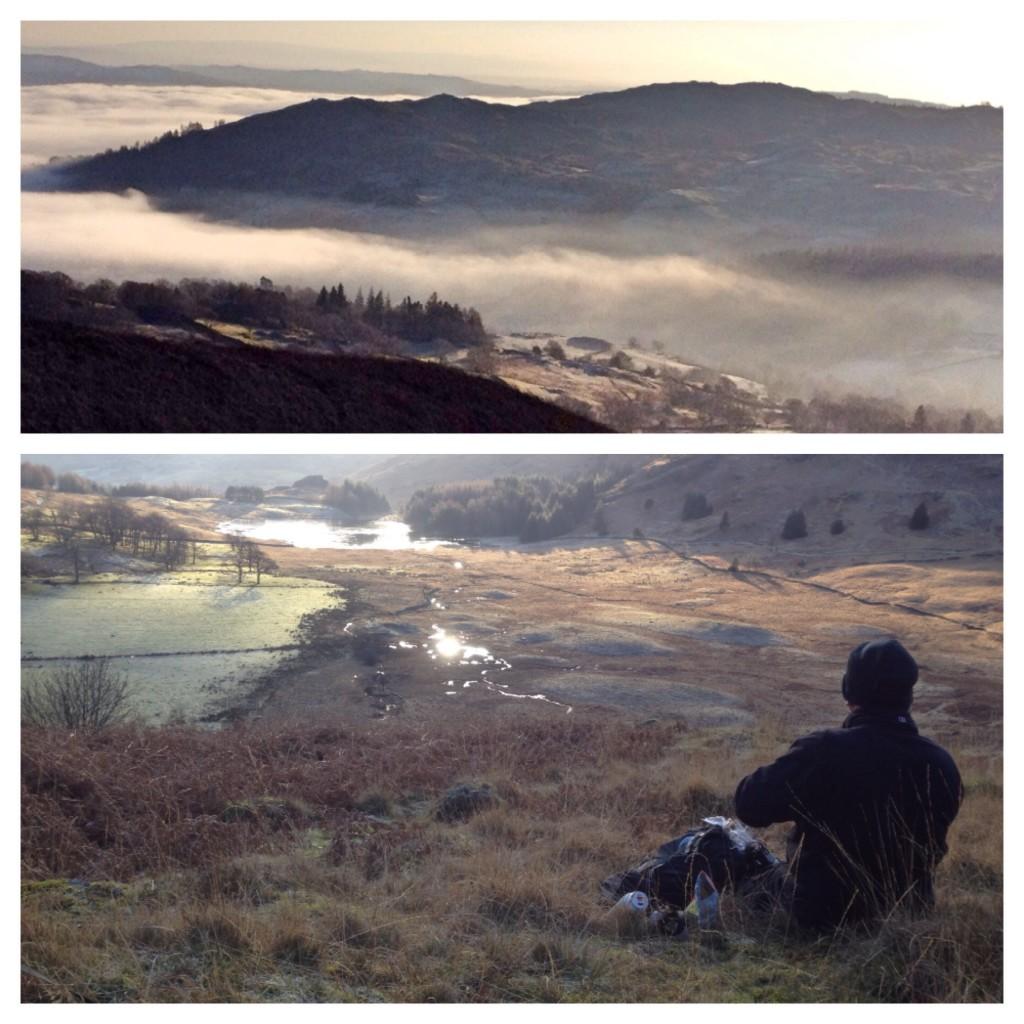 Views from Lingmoor Fell