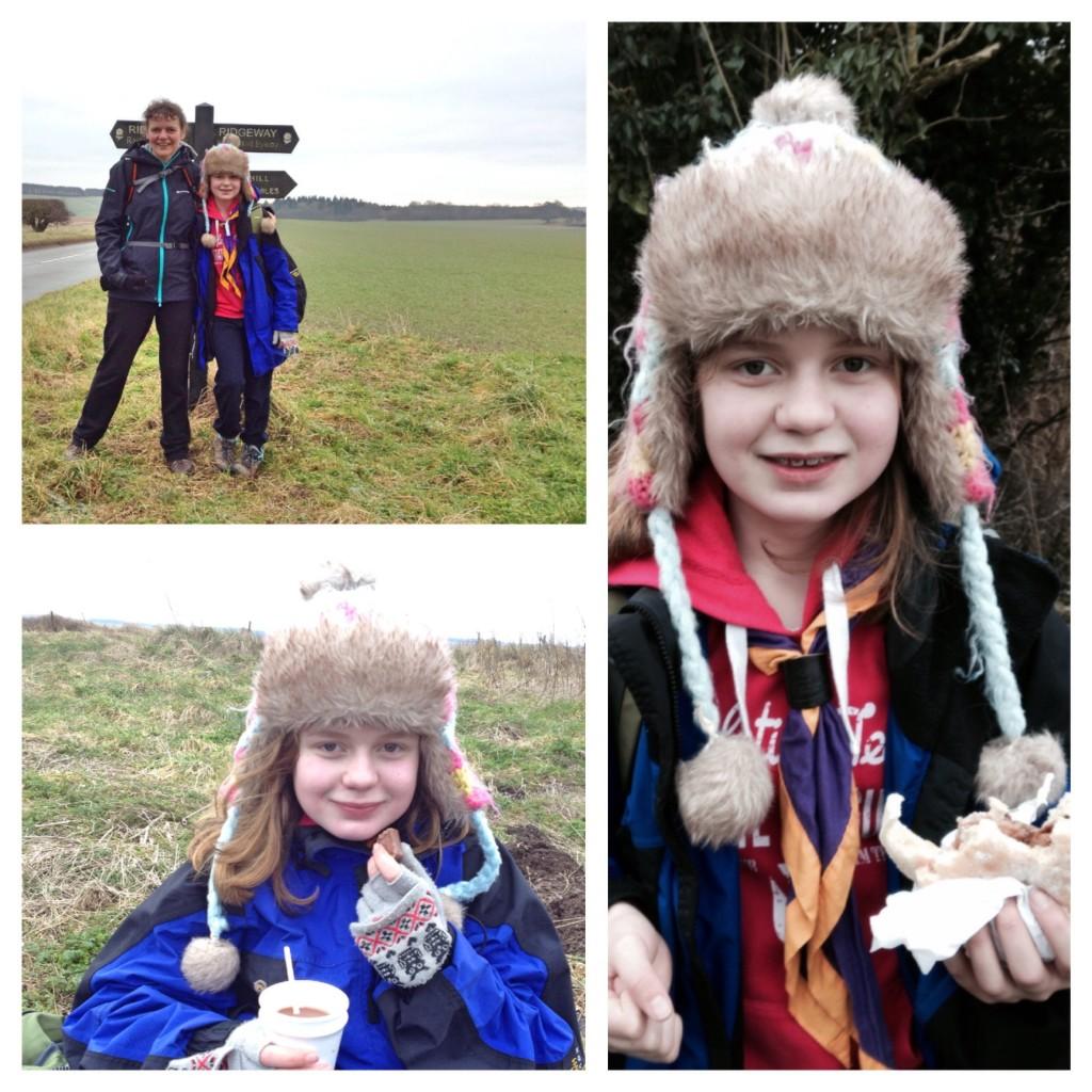 Ridgeway winter challenge