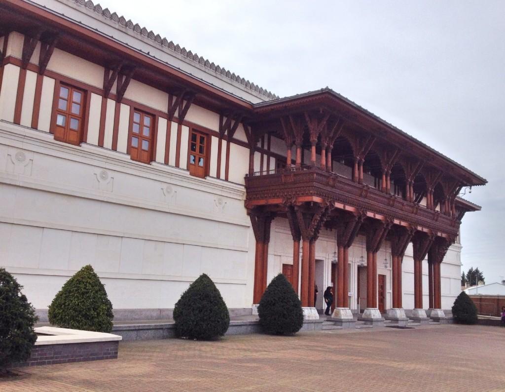 Haveli entrance