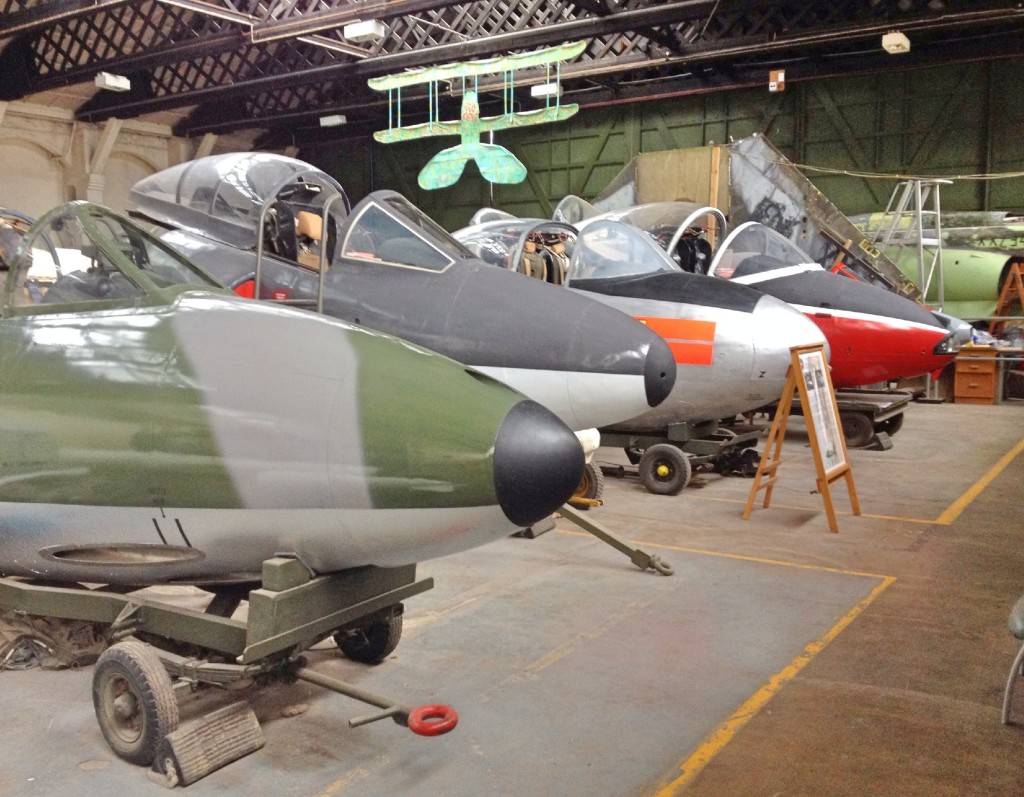 Boscombe Down jets