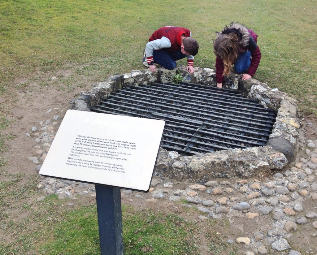 Well at Old Sarum
