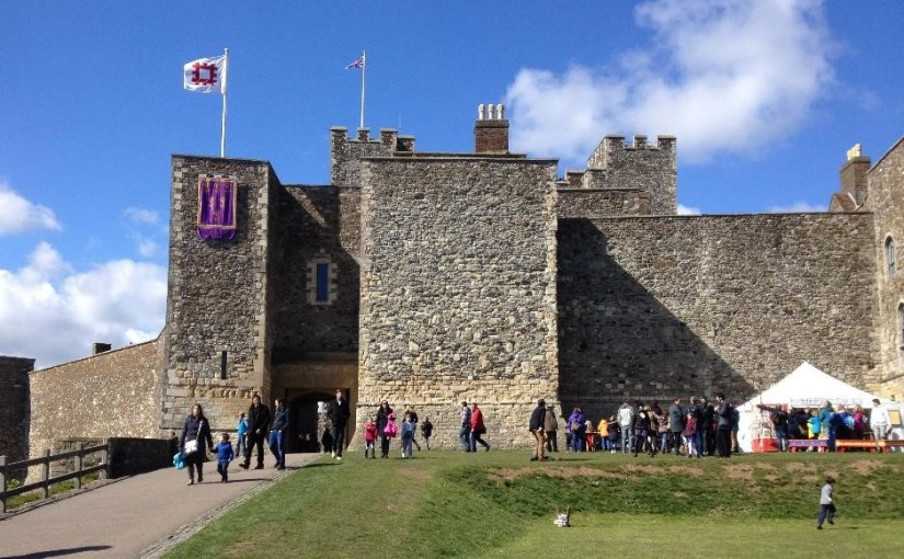 Discovering dover castle kent a family day out dover castle sciox Image collections