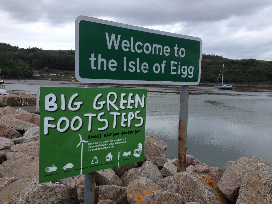 Welcome to Eigg