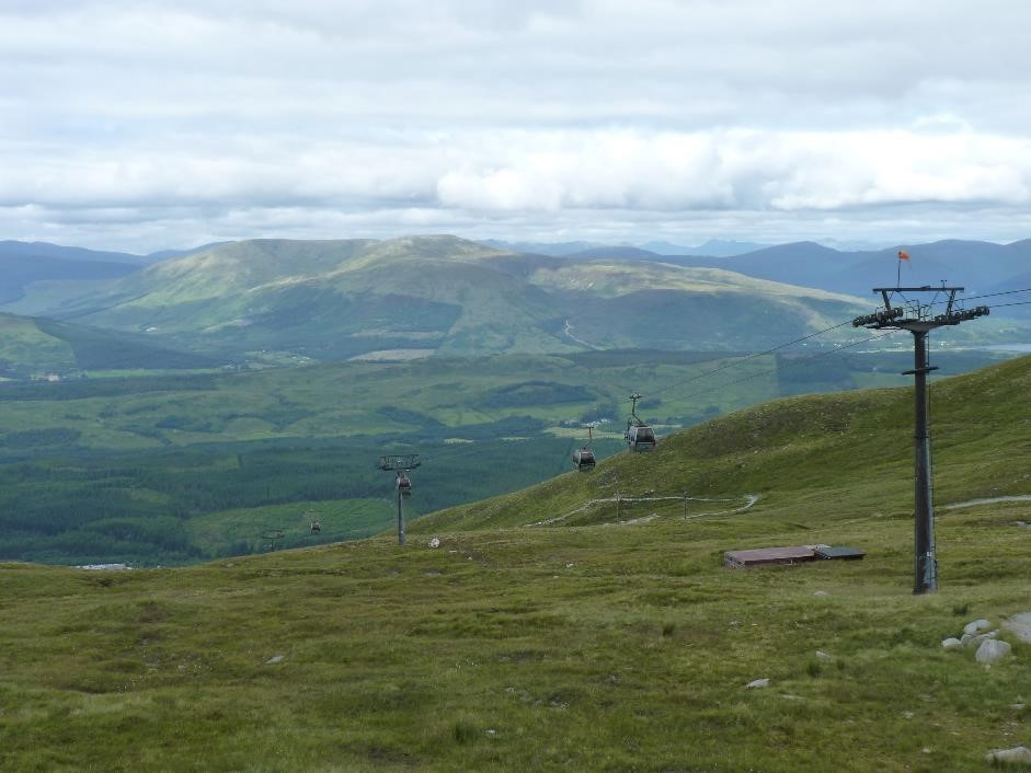 Nevis Range gondola, Fort William