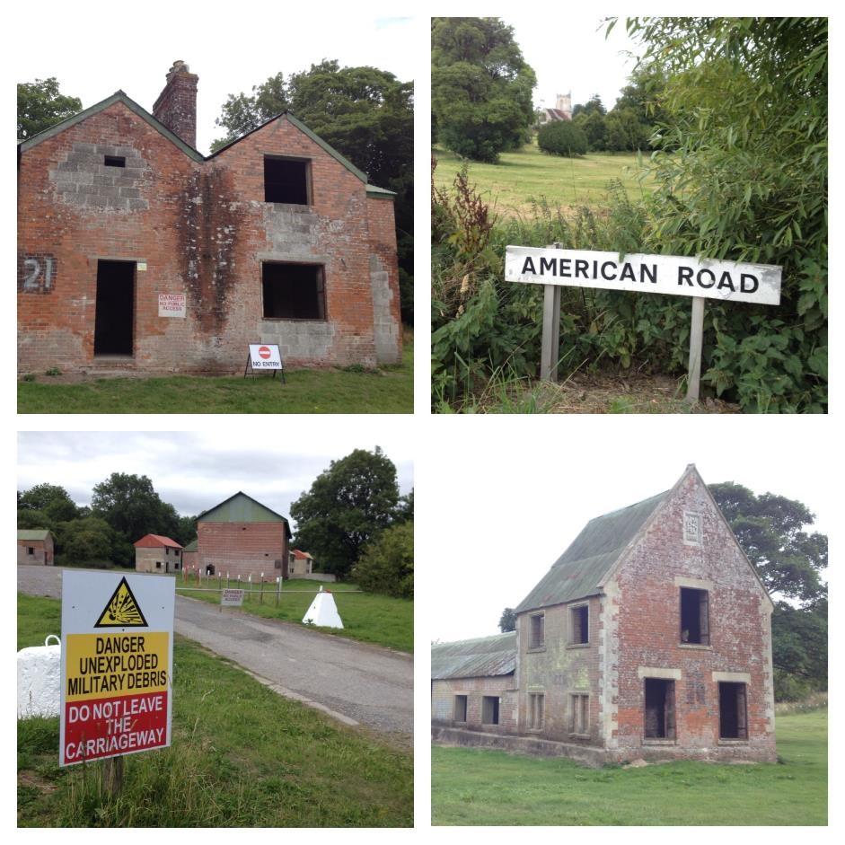 Imber village, Salisbury Plain