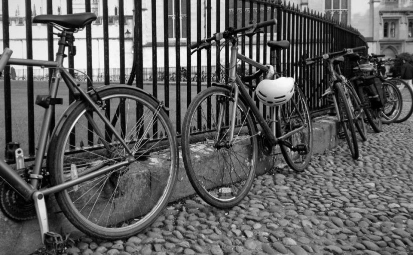 Oxford bicycles