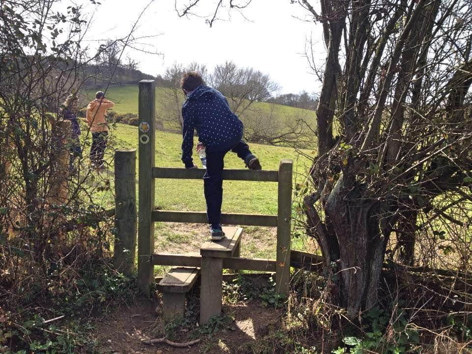 Winchcombe walk