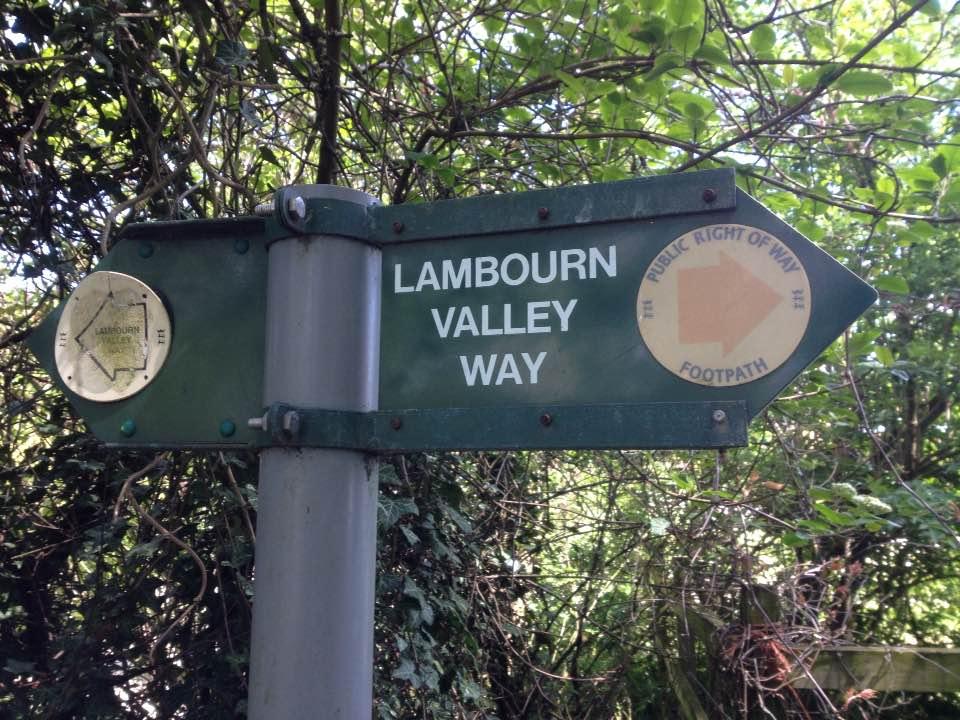 Lambourn Valley Way