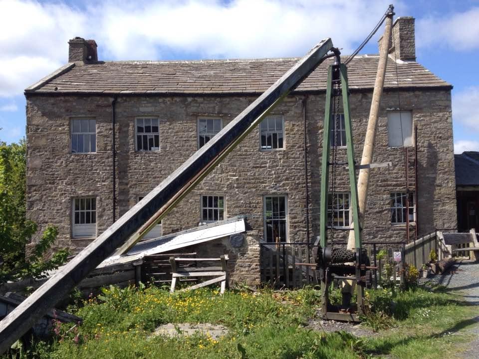 Gayle Mill, near Hawes