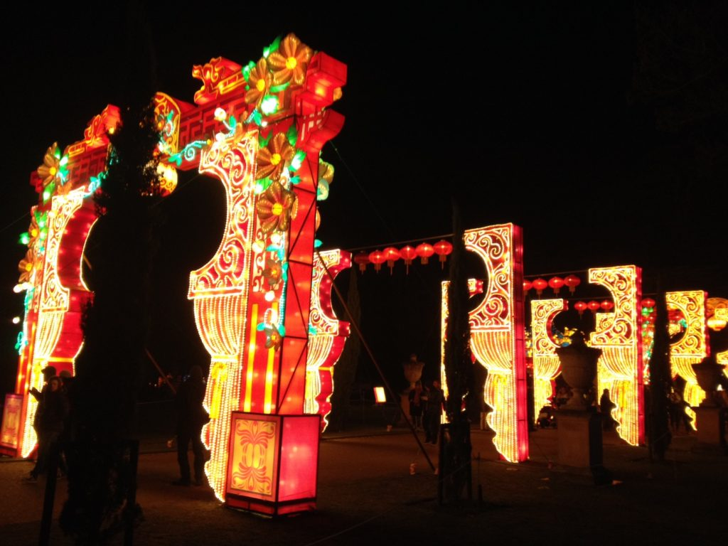 Magical Lantern Festival, London