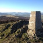 View from Moel Morfydd