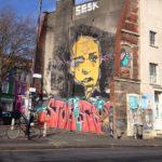 Stokes Croft street art, Bristol