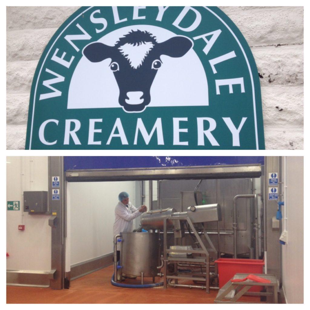 Wensleydale creamery