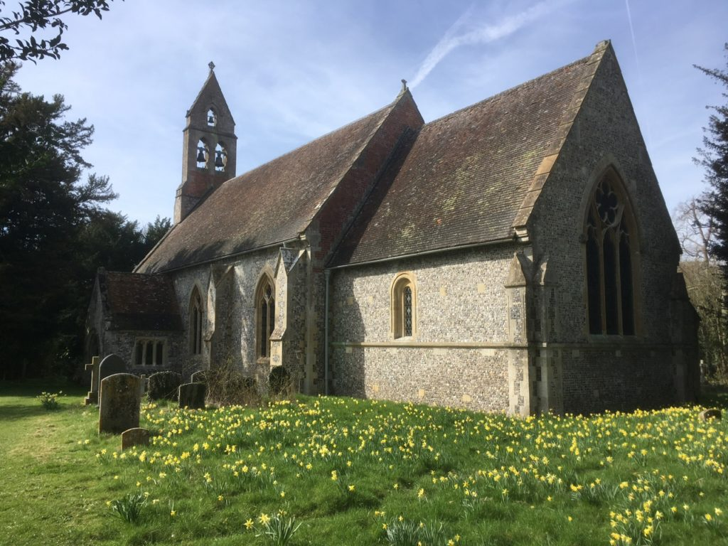 St Mary's Church, Pyrton