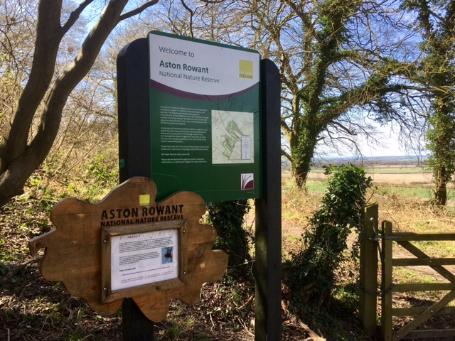 Aston Rowant nature reserve