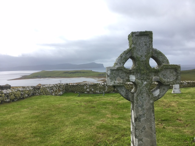 Trumpan church, Skye