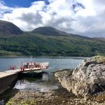 Glenelg to Skye ferry