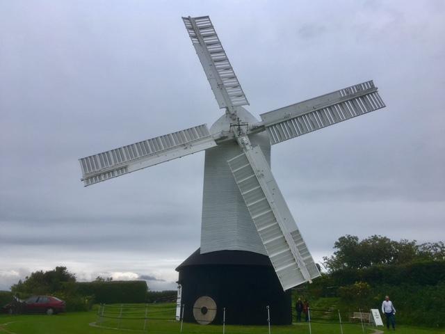 Jill windmill, near Clayton