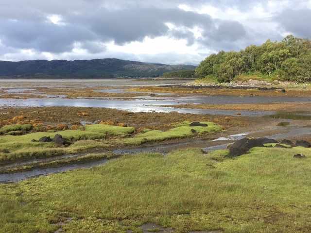 Kentra Bay walk