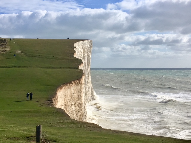 Walking the Seven Sisters