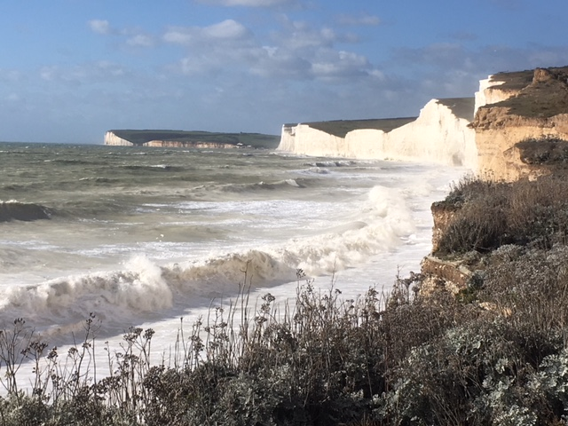 View from Birling Gap