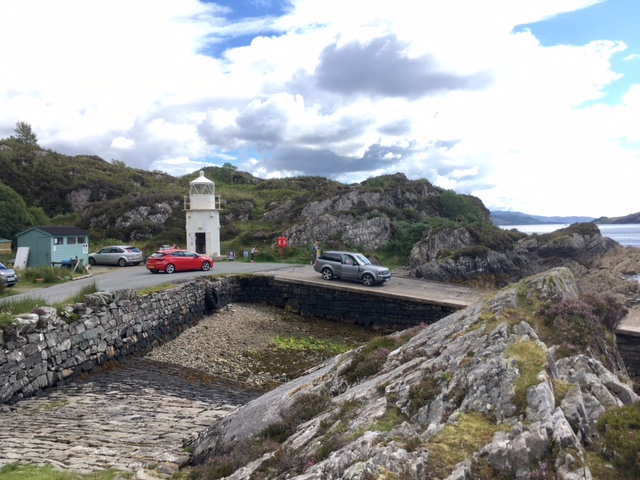 Queuing for the Glenelg ferry