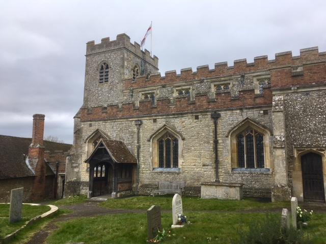 Saint Mary the Virgin church, Ewelme