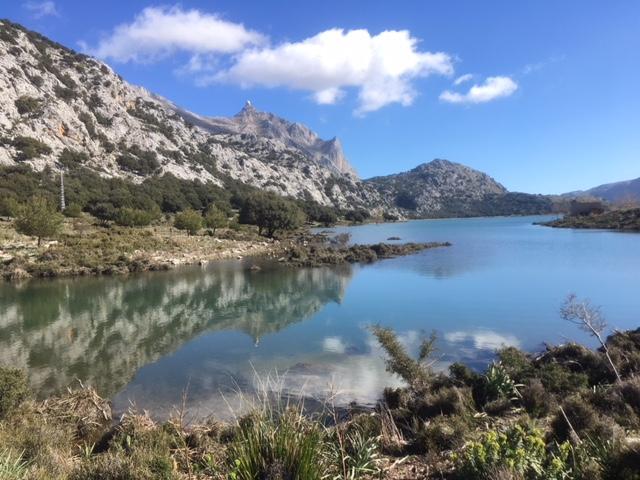 Cuber reservoir, Majorca