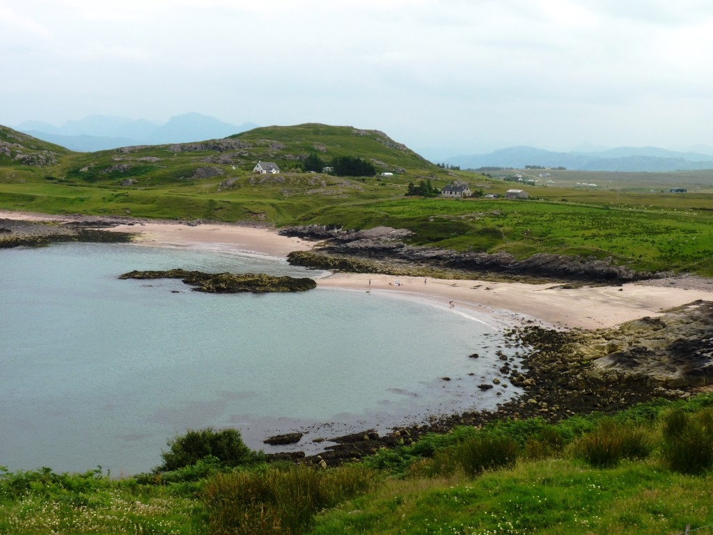 Beach near Cove, Wester Ross