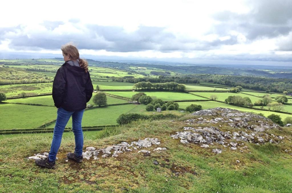 View from Brent Tor, Dartmoor