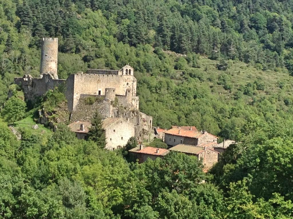 Chalencon castle
