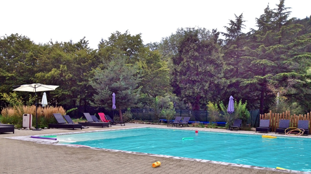 Swimming pool, CosyCamp