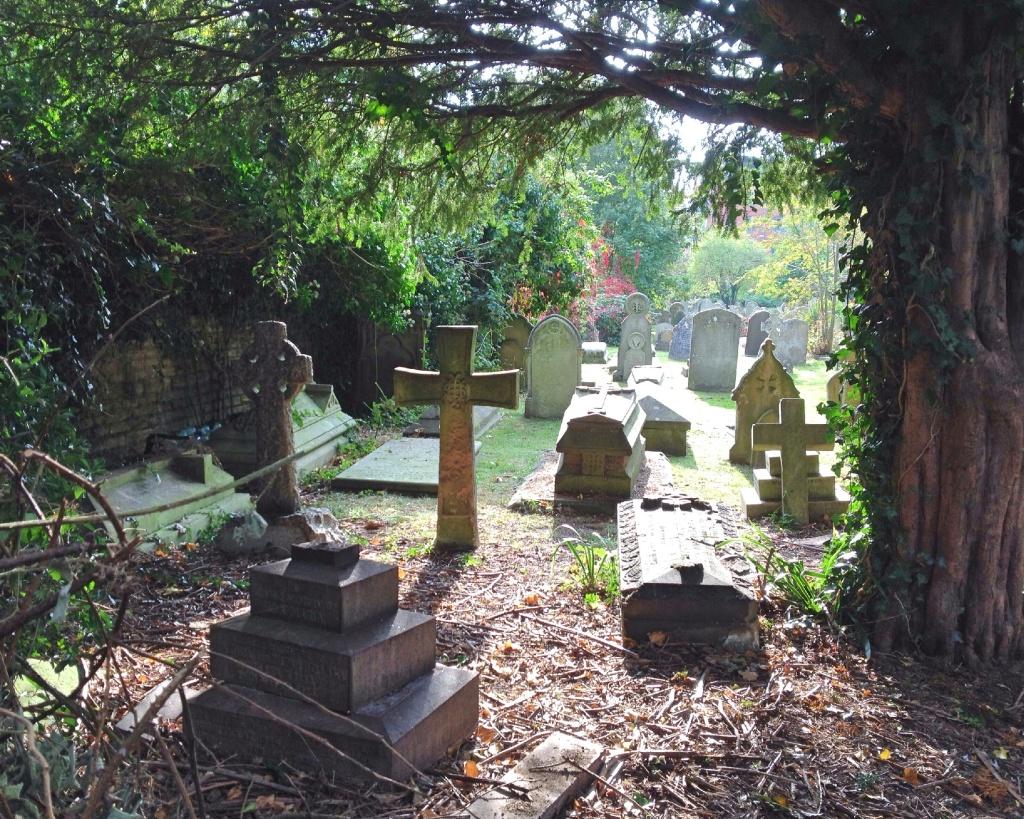 St Sepulchre's Cemetery, Oxford