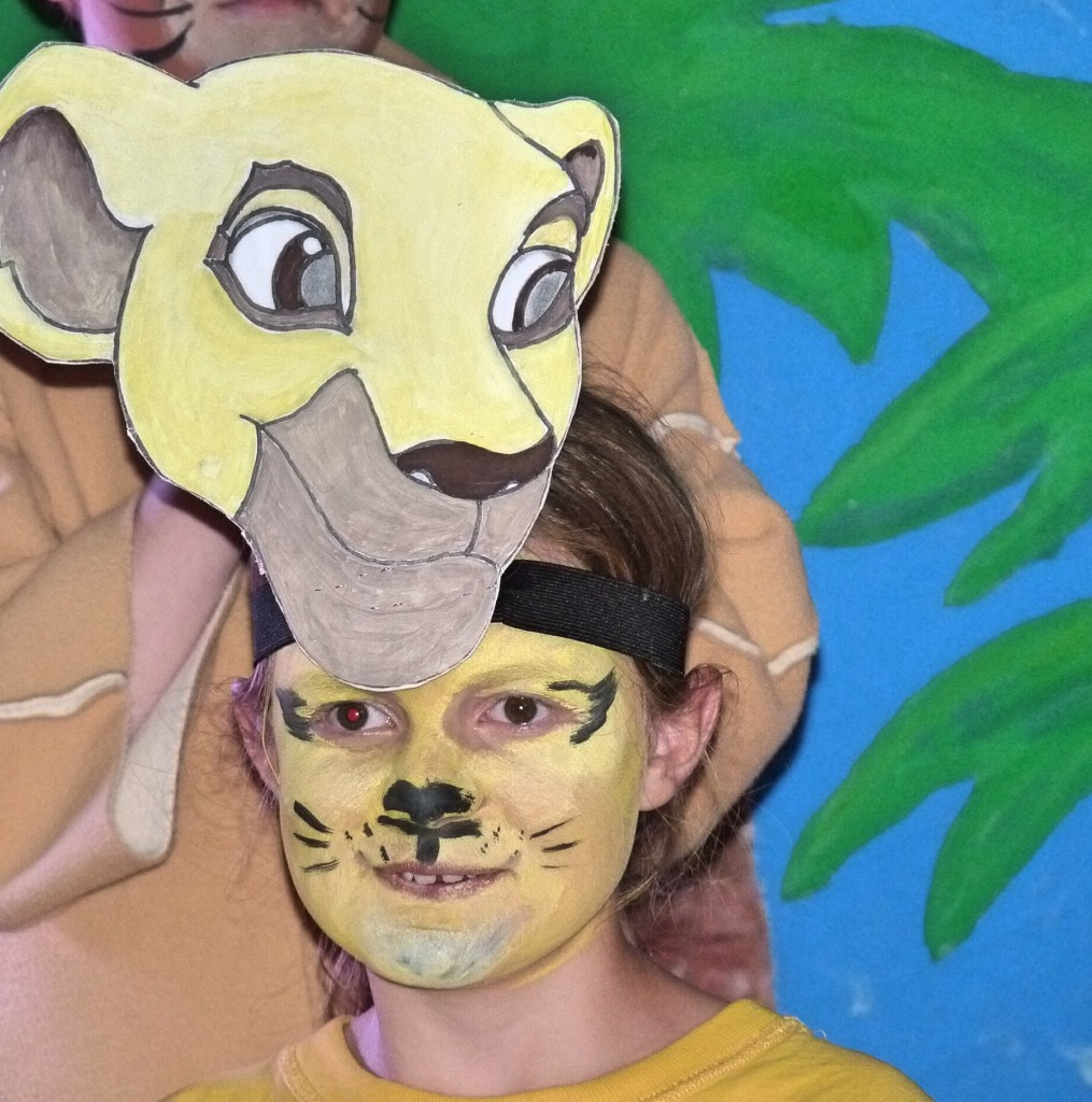 Year 6 Lion King performance