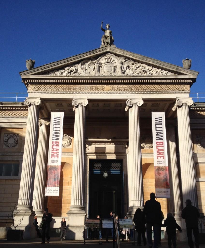 Ashmoleum museum, Oxford
