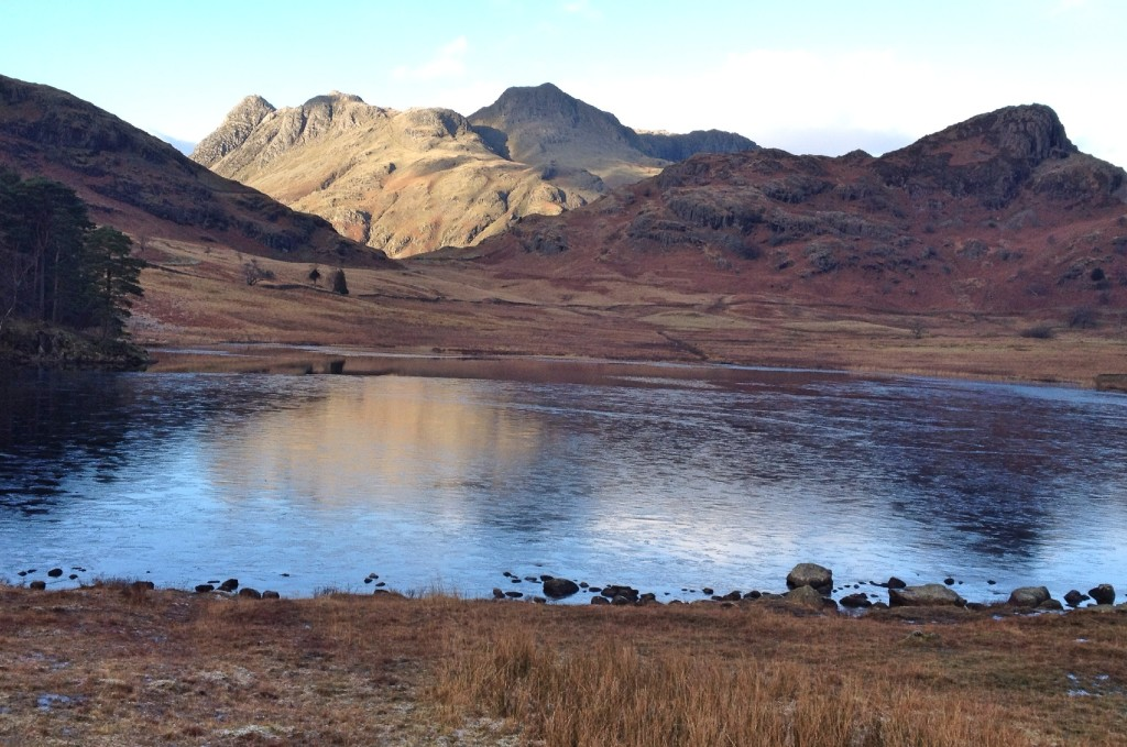 View from Blea Tarn