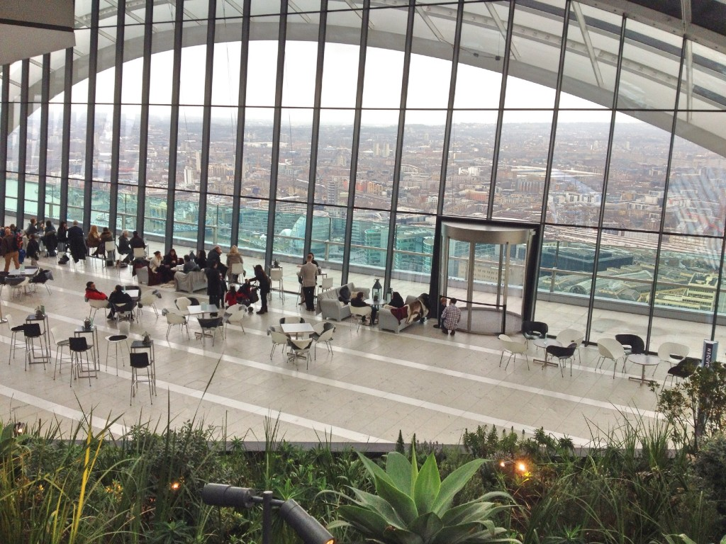 Sky Garden, 20 Fenchurch St